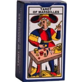 Mini Tarot de Marseille de Paul Marteau
