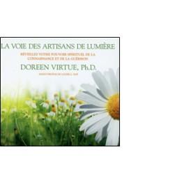 La voie des artisans de lumière - Livre audio 3 CD