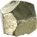 Pyrite  petit dodécaèdre naturels -Lot de 8.