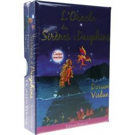 """Le coffret de """"Oracle des Sirènes & Dauphins"""""""