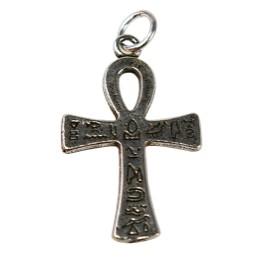 Croix Ankh Argentée