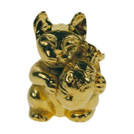 Chat Maneki Neko : Amour