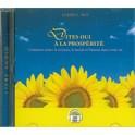 Dites oui à la prospérité - CD