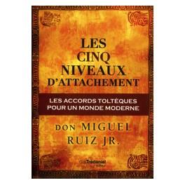 Les cinq niveaux d'attachement - Les accords toltèques de Don Miguel Ruiz Jr.
