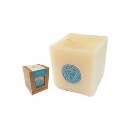 Bougie parfumée - Chakra de la Gorge