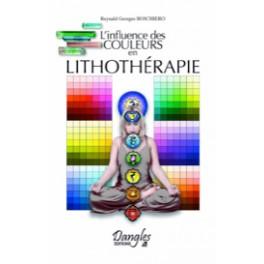 L'influence des couleurs en lithothérapie de Reynald Boschiero