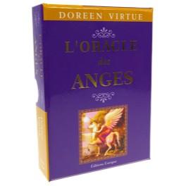 L'oracle des Anges (44 cartes) de Doreen Virtue (en rupture momentané)
