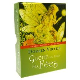Guérir avec l'aide des Fées (44 cartes) de Doreen Virtue