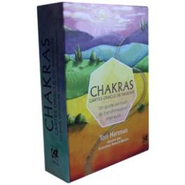 Chakras - Cartes oracle de sagesse -