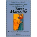 Réponses immédiates Tarot de Marseille