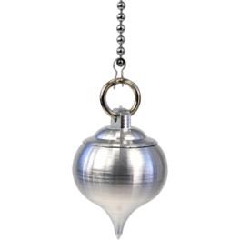 Pendule Abbé Mermet en Aluminium