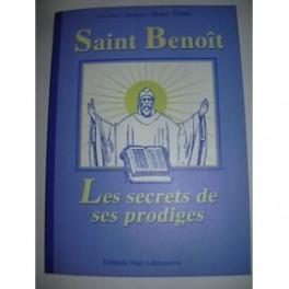 SAINT BENOÎT (livre)