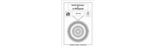 Coffret des 50 remèdes radionique selon la médecine de Hildegarde von bingen